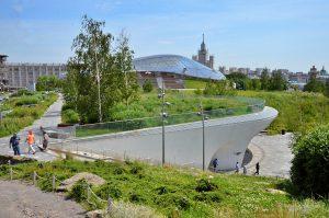 Москвичи смогут посетить новую выставку в парке «Зарядье». Фото: Анна Быкова