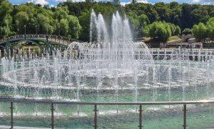 Самые эффектные фонтаны находятся в Москве. Фото: сайт мэра Москвы