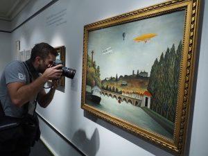 Сотрудники Культурного центра «Новослободский» проведут интенсив по фотографии. Фото: архив, «Вечерняя Москва»