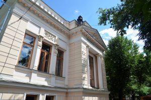 Творческую встречу в прямом эфире провел сотрудники библиотеки искусств имени Алексея Боголюбова. Фото: Анна Быкова