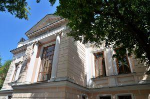 Культурную встречу в онлайн-формате провел сотрудники библиотеки искусств имени Алексея Боголюбова. Фото: Анна Быкова