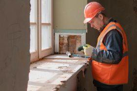 Капитальный ремонт дома по улице Чаянова возобновят до конца июля. Фото: сайт мэра Москвы