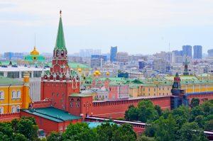 Москвы вошла в десятку лучших городов мира в 2020 году. Фото: Светлана Колоскова, «Вечерняя Москва»