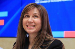 Председатель комиссии Московской городской Думы по здравоохранению и охране общественного здоровья Лариса Картавцева