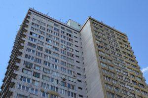 Жилой дом на Петровском бульваре приведут в порядок. Фото: Анна Быкова