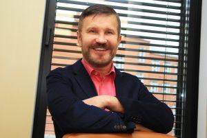 Депутат Московской городской Думы Александр Семенников