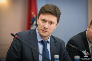Председатель комиссии Московской городской Думы по государственному строительству и местному самоуправлению Александр Козлов