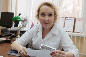 Главный врач ГБУЗ Городской поликлиники №3 Елена Самышина