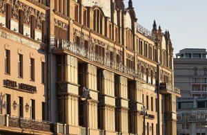 Онлайн-экскурсию по гостинице «Метрополь» разместили на платформе #Москвастобой. Фото: сайт мэра Москвы