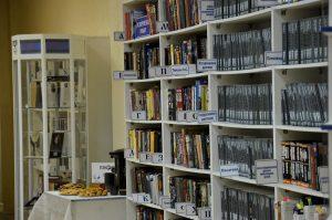 Вечер короткой прозы проведут в библиотеке имени Антона Чехова. Фото: Анна Быкова