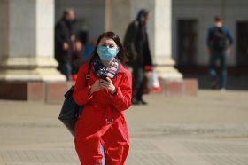 Фитнес-клубу «С.С.С.Р» грозит крупный штраф за нарушение масочного режима. Фото: Наталия Нечаева, «Вечерняя Москва»