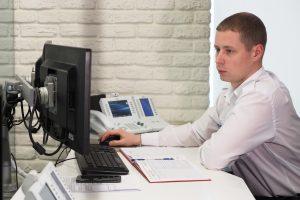 Введение единой диспетчерской службы повысило эффективность ЖКХ. Фото: Антон Гердо, «Вечерняя Москва»