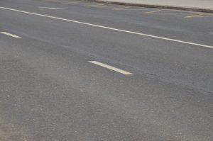 Ремонт дорожного покрытия выполнили в районе. Фото: Анна Быкова