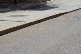 Ремонт плиточного покрытия провели в районе. Фото: Анна Быкова