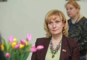 Председатель комитета Совета Федерации по социальной политике, депутат Московской городской Думы Инна Святенко