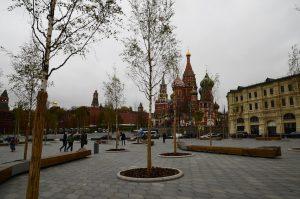 Выставка парка «Зарядье» стала доступна на платформе #Москвастобой