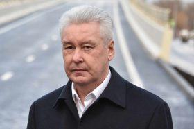 Собянин: В Москве завершено строительство новой вылетной магистрали. Фото: Владимир Новиков «Вечерняя Москва»