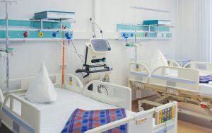 Резервный ковид-госпиталь в «Сокольниках» принял первых пациентов. Фото: сайт мэра Москвы