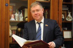 Депутат Московской городской Думы, председатель комиссии по городскому хозяйству и жилищной политике Степан Орлов
