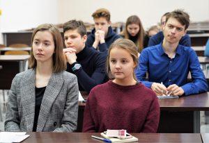Международную конференцию организуют работники гуманитарного университета. Фото: Денис Кондратьев