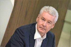 Мэр Москвы Серей Собянин