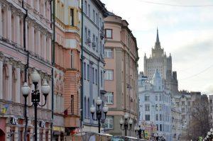 Столица в 2020 году улучшила позиции в 23 международных рейтингах. Фото: Анна Быкова