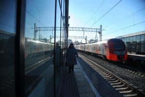 Поезда на станциях МЦК будут ездить в новогоднюю ночь. Фото: Светлана Колоскова, «Вечерняя Москва»