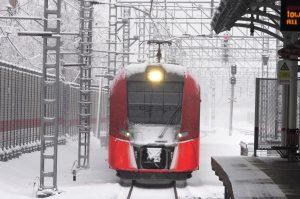 Московское центральное кольцо и метрополитен будут работать бесплатно в новогоднюю ночь. Фото: Антон Гердо, «Вечерняя Москва»