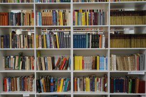 Литературный вечер организуют представители районной библиотеки. Фото: Денис Кондратьев