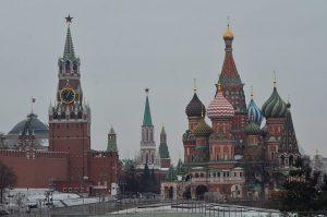 Сделать прививку от коронавируса можно будет с видом на Кремль. Фото: Анна Быкова