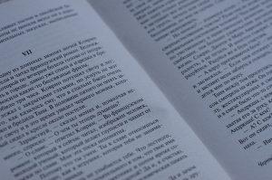 Сотрудник Библиотеки искусств прочитал стихи русского поэта. Фото: Анна Быкова
