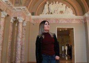 Выставочный комплекс создадут для Музея современной истории России. Фото: Наталия Нечаева, «Вечерняя Москва»