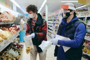 Проект «Мы вместе» привлек волонтеров во время пандемии коронавируса. Фото: сайт мэра Москвы