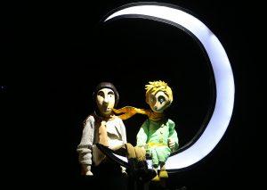 Творческий мастер-класс организуют в театре «Волшебная лампа». Фото: Наталия Нечаева, «Вечерняя Москва»