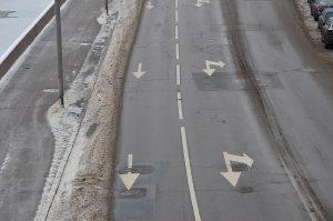 Дефекты на дорожном покрытии убрали в районе. Фото: Анна Быкова