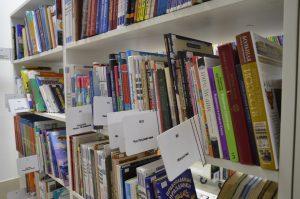 День открытых дверей состоится в библиотеке имени Антона Чехова. Фото: Анна Быкова