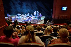 Театральное мероприятие состоится в Доме-музее Марии Ермоловой. Фото: Анна Быкова