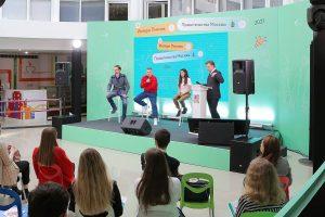 Студенты столицы посетили «Интерн пикник». Фото: сайт мэра Москвы