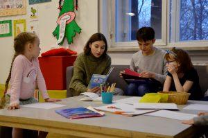 Творческий мастер-класс проведут в Центре «Новослободский». Фото: Анна Быкова