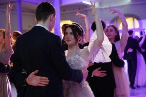 Студия танца стоматологического университета приняли участие в хореографическом конкурсе. Фото: Денис Кондратьев