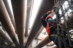 Работы по проходке тоннелей на Большой кольцевой линии завершат в столице до конца года. Фото: Алексей Орлов, «Вечерняя Москва»