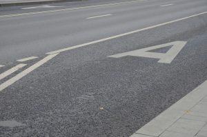 Неровности убрали на дорожном полотне в районе. Фото: Анна Быкова