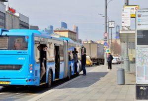 Водородный транспорт начнут тестировать в столице. Фото: Анна Быкова