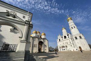 Лекцию о монастырях прочитают работники Музея Московского Кремля. Фото: архив, «Вечерняя Москва»