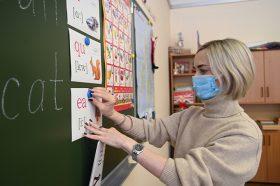 День открытых дверей состоится в школе №1574. Фото: Алексей Орлов, «Вечерняя Москва»
