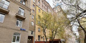 Фасад дома в районе отреставрируют. Фото: сайт мэра Москвы