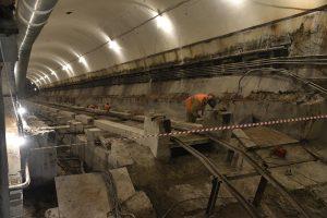 Множество новых станций и путей построили в столичном метро за десять лет. Фото: Пелагия Замятина, «Вечерняя Москва»