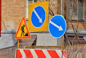 Дорожное покрытие отремонтировали на некоторых улицах района. Фото: Анна Быкова