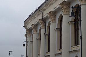 Фасад исторического здания в районе отреставрируют. Фото: Анна Быкова
