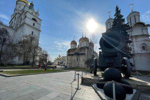 Лекцию о церквях расскажут работники Музея Московского Кремля. Фото: архив, «Вечерняя Москва»